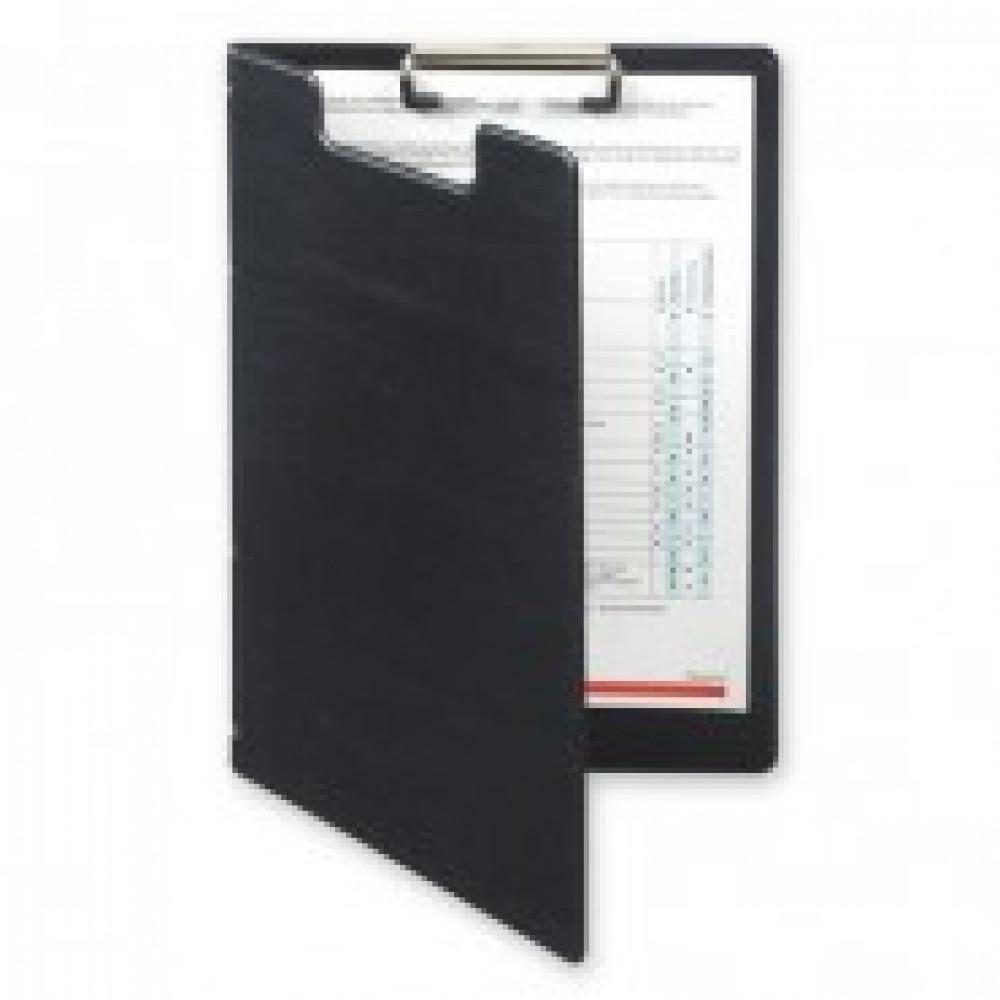 Планшет BANTEX 4210-10 A4 черный с верх.створкой Россия