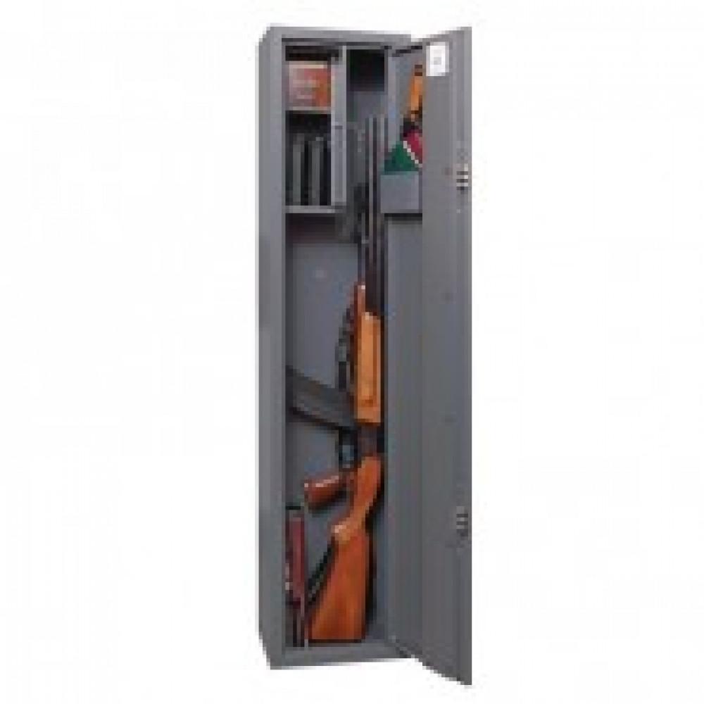 Сейф ONIX Дуплет, оружейный, 3 ствола, трейзер