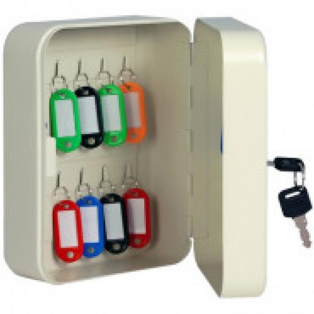 Метал.Мебель Onix К-20 Шкаф для 20 ключ.,160х80х200