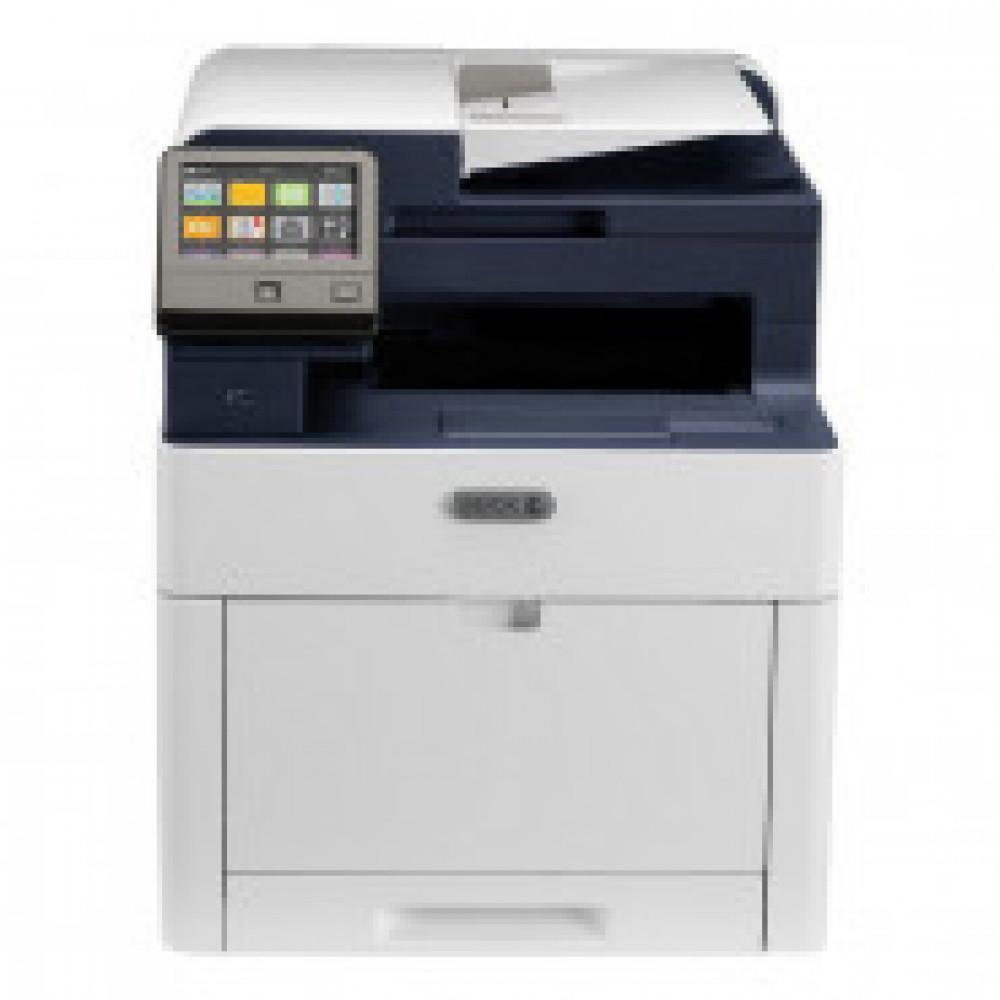 Лазерное цветное МФУ Xerox WorkCentre 6515DNI (6515V_DNI)