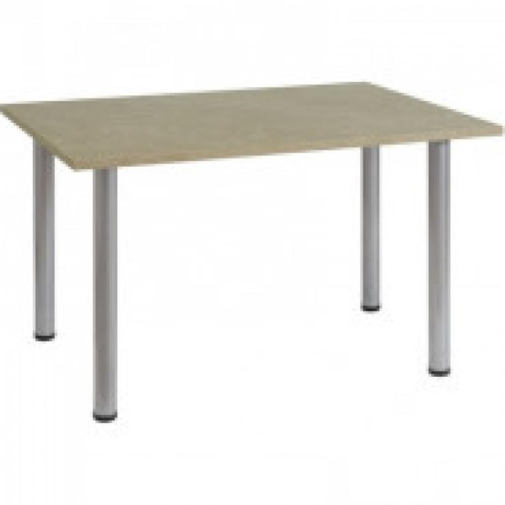 Стол обеденный UD_Статус гранд СТ6-02 опора металл, 1003 мрам валенсия