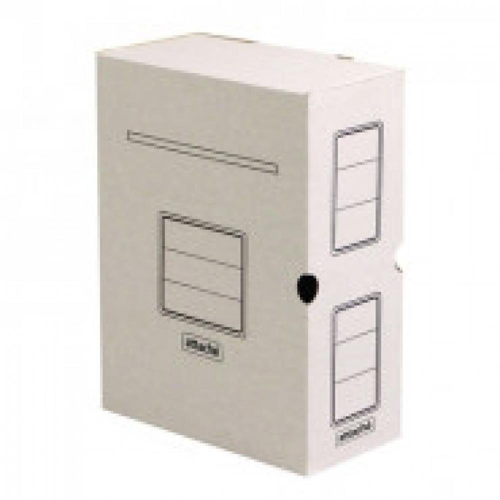 Короб архивный белый ATTACHE 100мм гофрокартон, 5 шт.уп