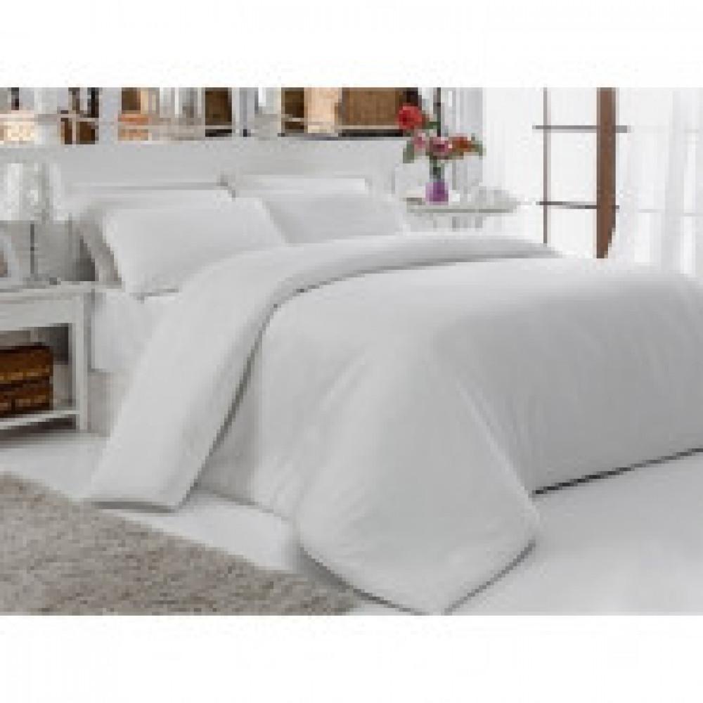 Комплект постельного белья 2 сп отбелен.сатин 140 гр/м2