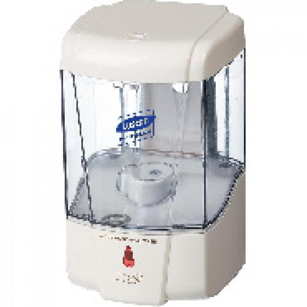 Дозатор для жидкого мыла Luscan Professional сенсор 700мл бел-прозрR-3102W