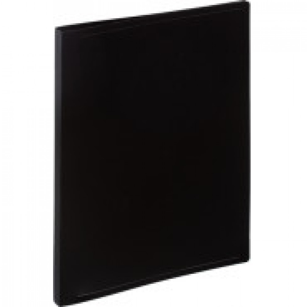 Папка с метал. скоросшивателем Attache 055S-E черный