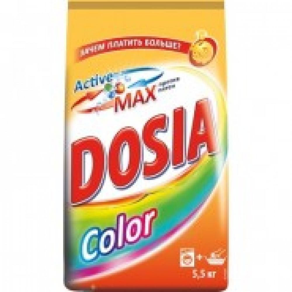 Порошок стиральный DOSIA автомат COLOR 5.5 кг