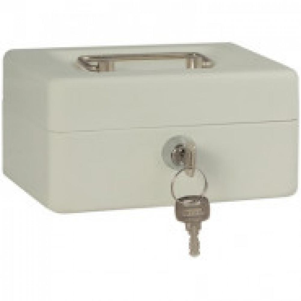 Кэшбокс ONIX МВ-1, ключ, белый, 152х118х80