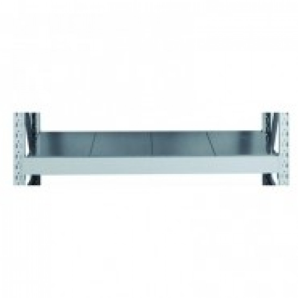 Метал.Мебель D_СТ-051 Ярус хранения с настилом (1 шт.) Ш1200хГ105