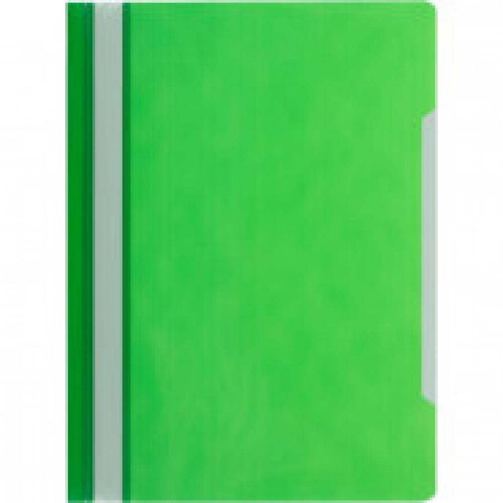 Папка-скоросшиватель A4 Attache Economy 100/120, зеленый, 10шт/уп