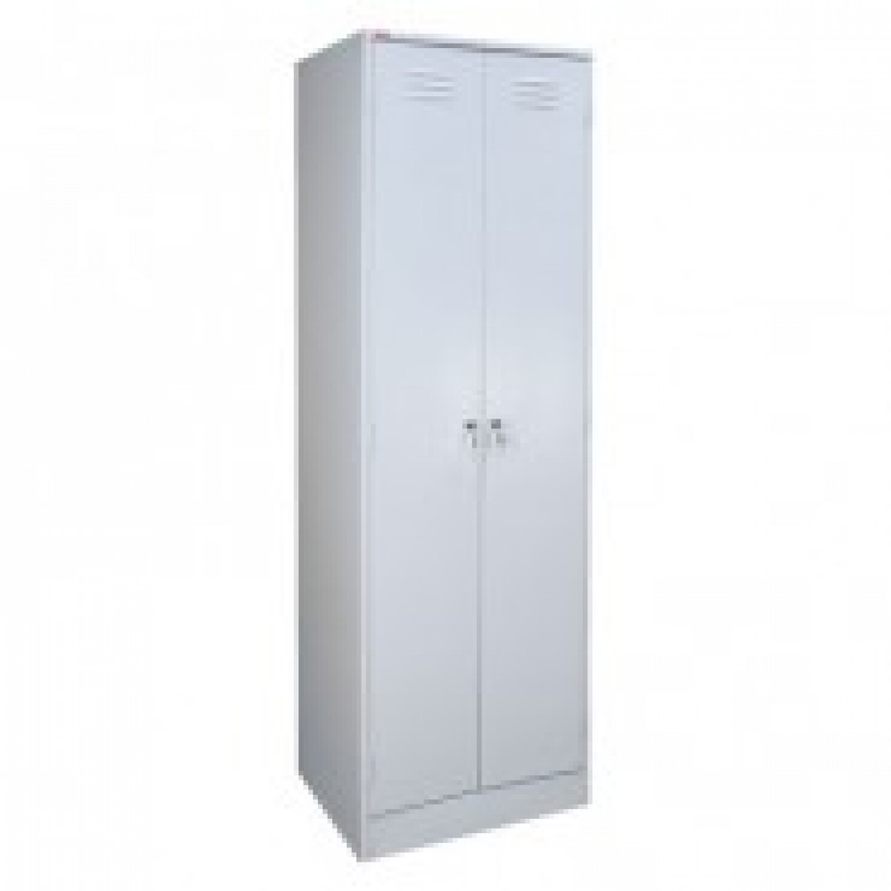 Метал.Мебель P_ШРМ-АК шкаф д/одежды 2 дв. 600х500х1860