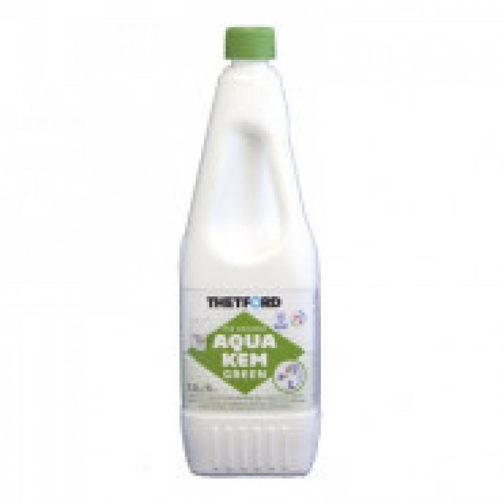 Жидкость для биотуалета АкваКемГрин 1.5 л