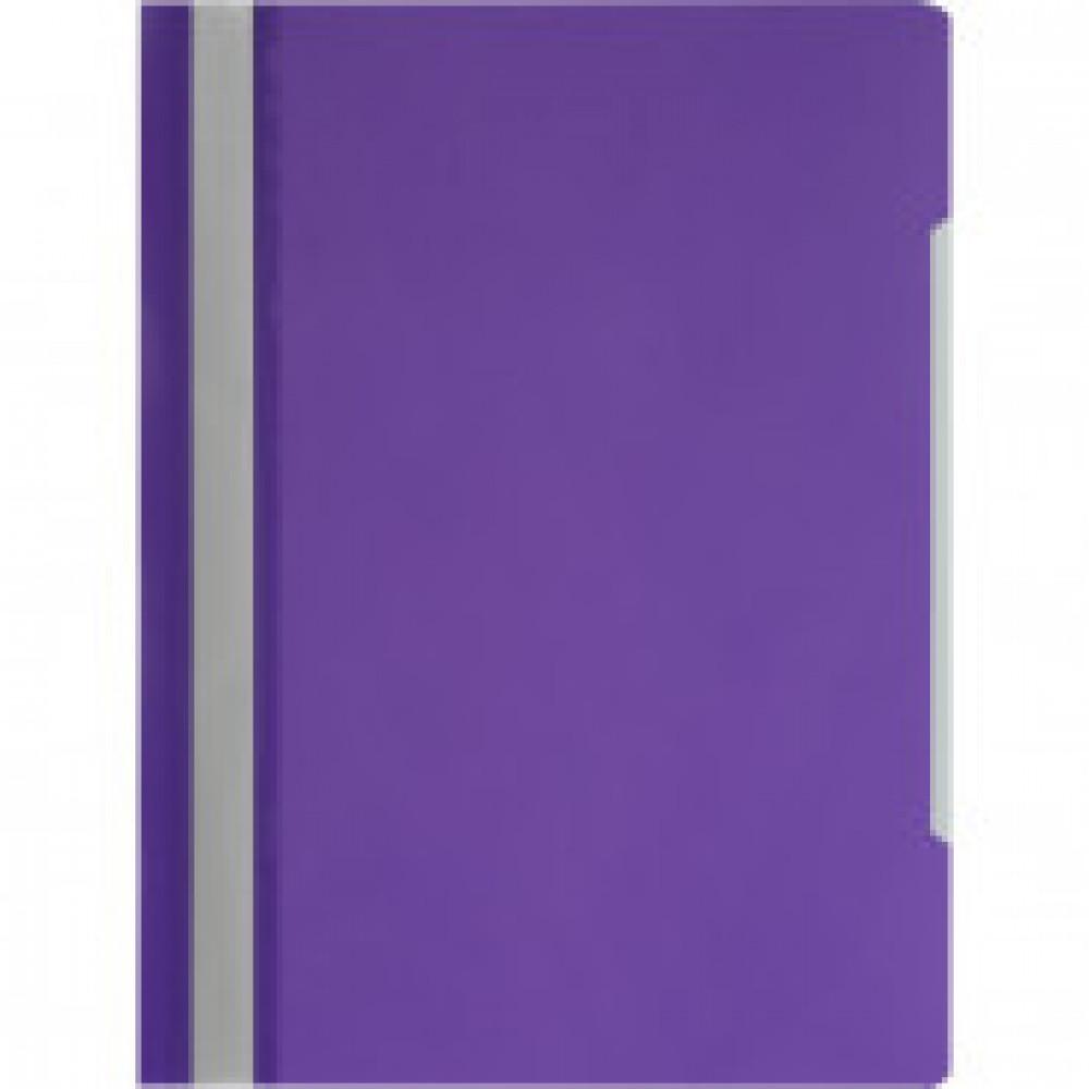 Папка-скоросшиватель A4 Attache Economy 100/120, фиолетовый, 10шт/уп