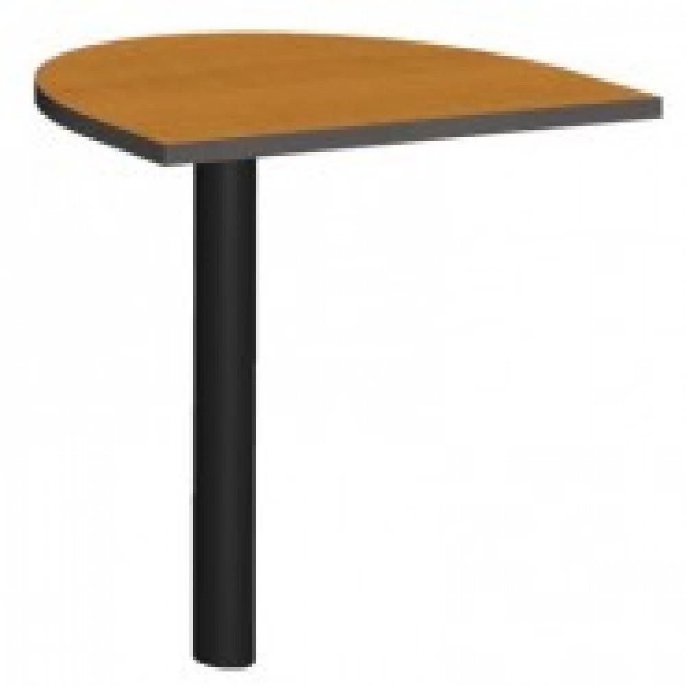 Мебель SH_Стратегия Сегмент полукруг R41(603473) с/опор. Н.Милано