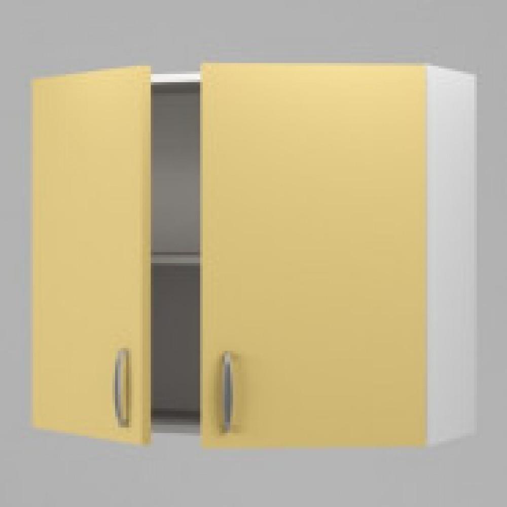 Кухня SP_Модульная Шкаф  навесной 80см с 2 дверями 906978 бежевый 090