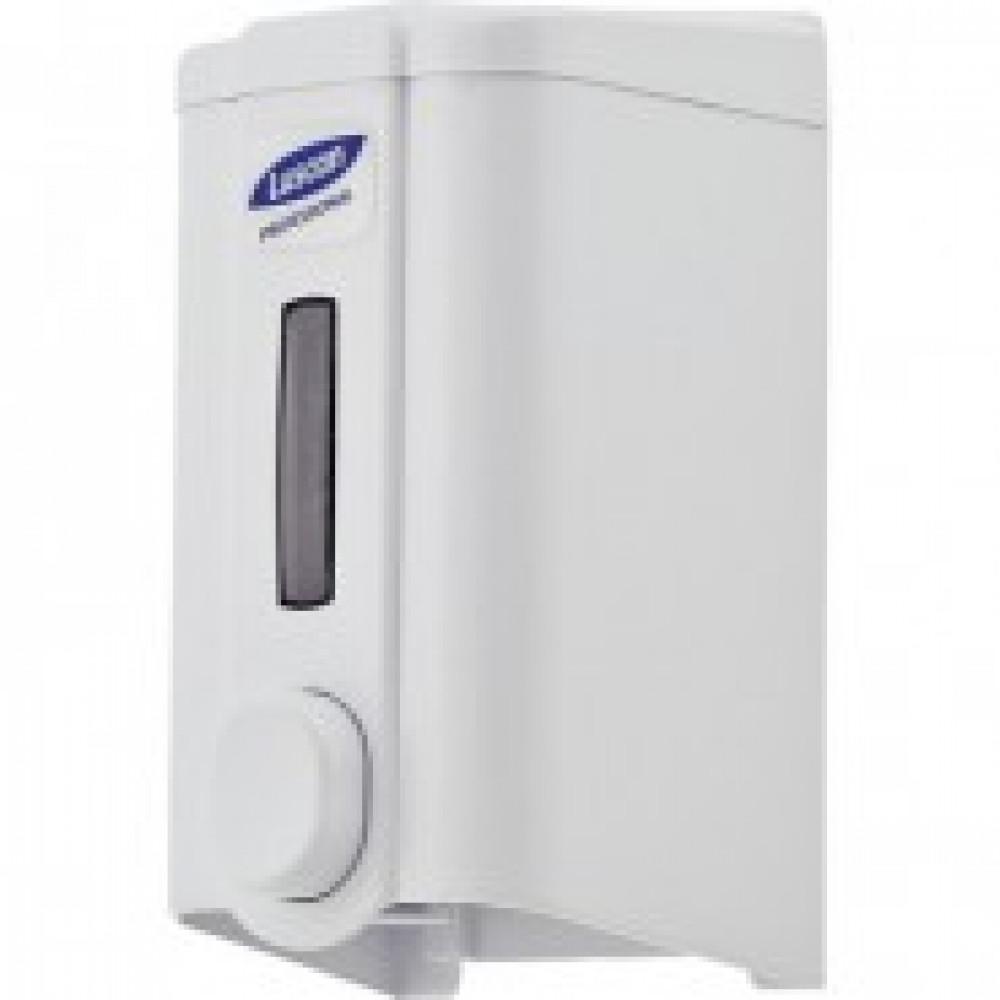 Дозатор для жидкого мыла Luscan Professional 1000мл белый пластик