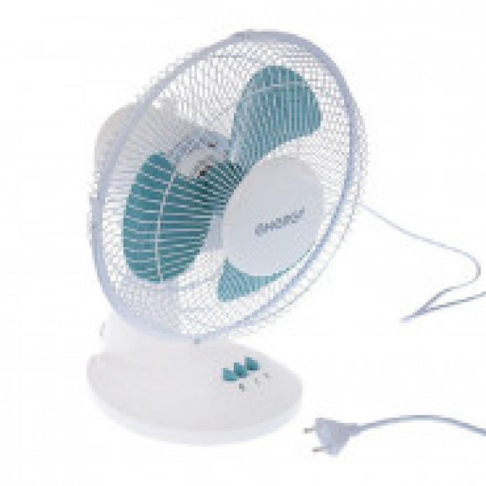 Вентилятор настольный ENERGY EN-0605, мощн 30 Вт, диаметр 9??, 2 скорости