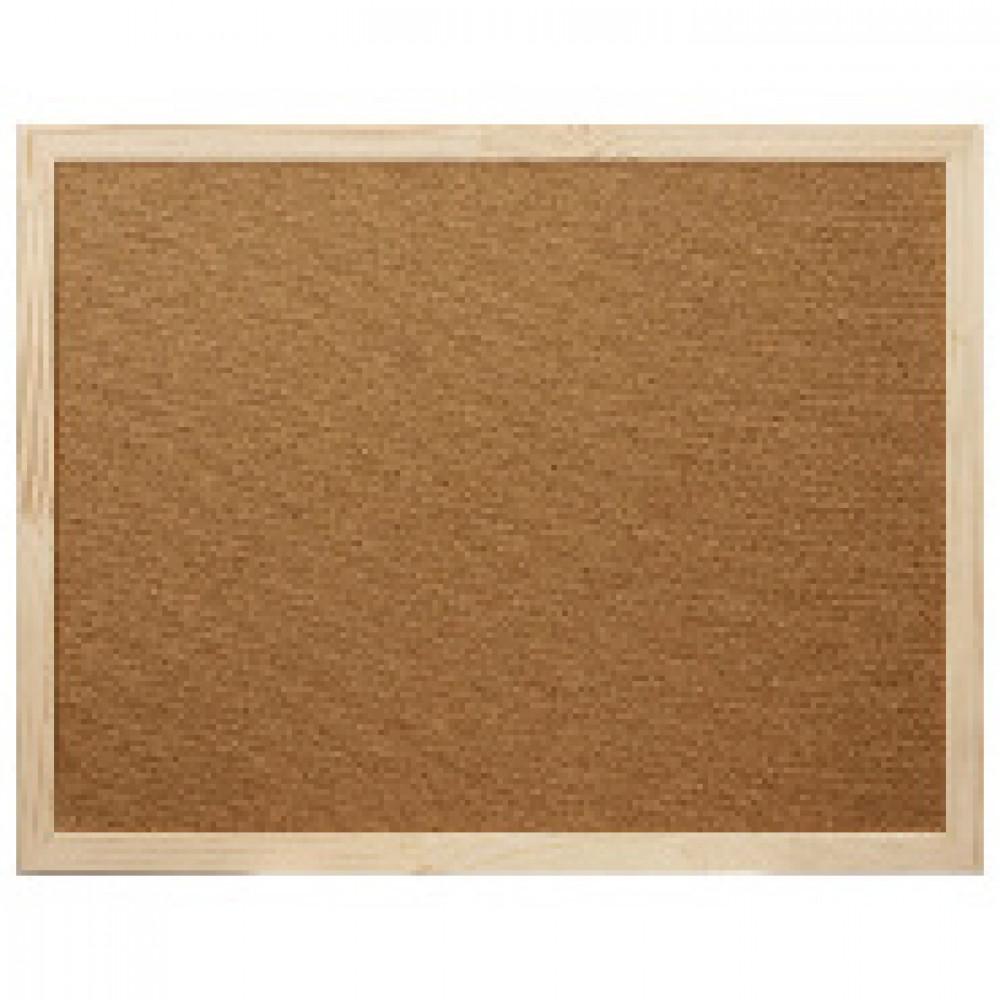 Доска SOFTBOARD Attache Economy 90х120 деревян. рама