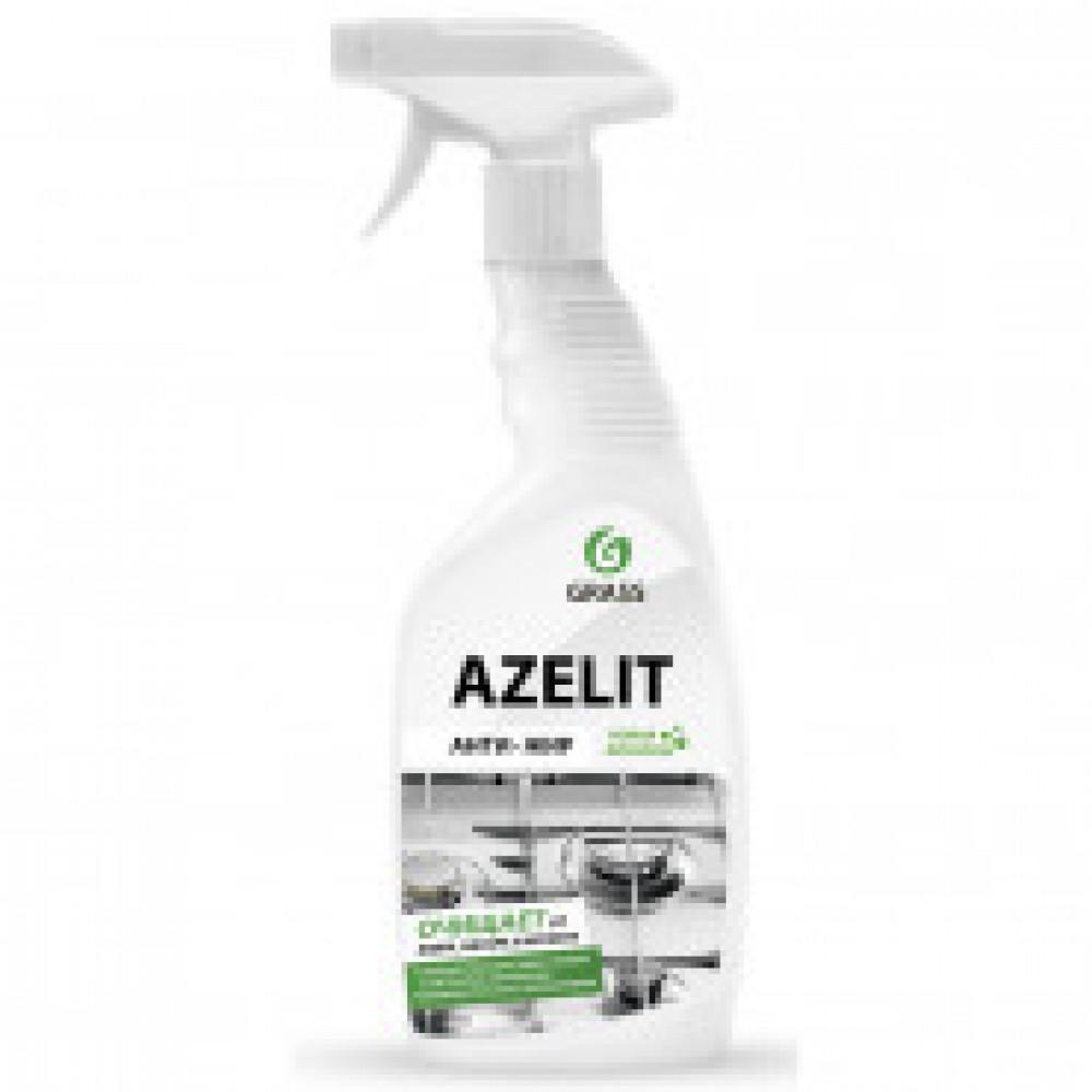 Средство для чистки плит Azelit  Антижир 600мл (СВЧ, грили,коптильни)
