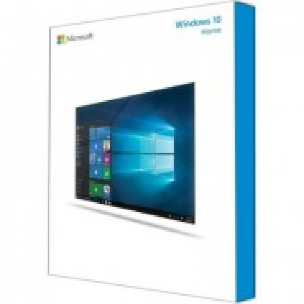 ОС Microsoft Windows Home 10  Russian Russia Only USB KW9-00253 / KW9-00500