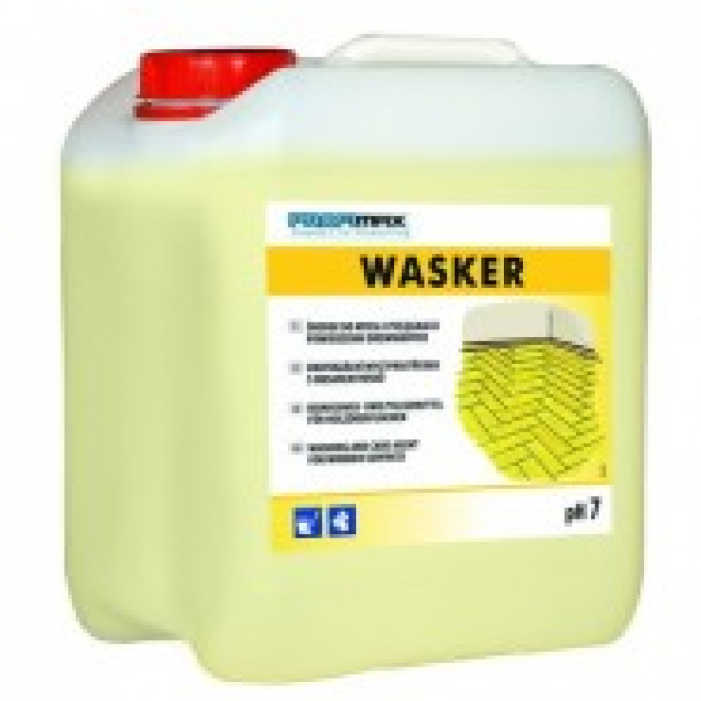 Профессиональная химия Lakma Wasker 5л, ср-во для мытья пола