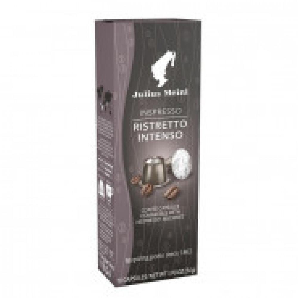Капсулы для кофемашин Julius Meinl Ristretto Intenso, 10 кап.