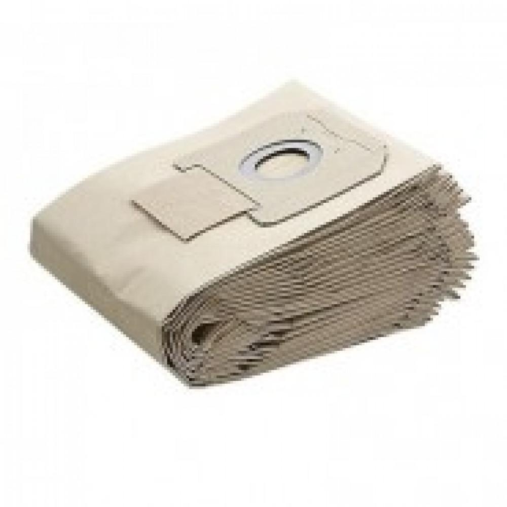 Пылесборники Karcher Бумажные фильтр-мешки 6.904-406.0 для NT 14/1