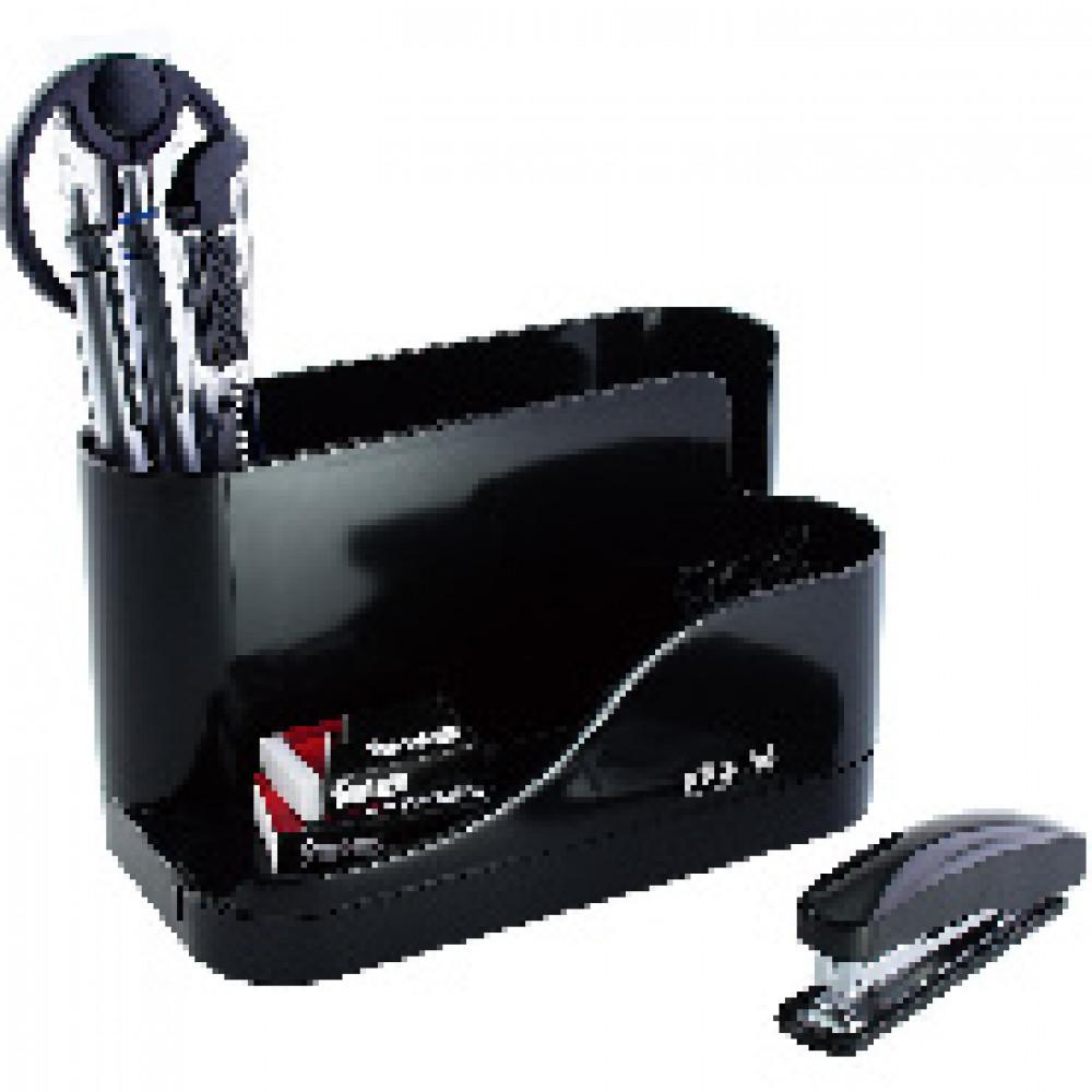 Набор настольный Attache Selection 10 предметов черный S-112