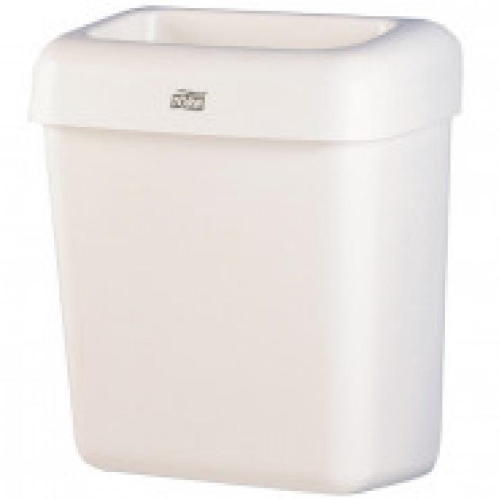 Ведро для мусора Tork B2 226100 20 л пластик белое (32.2x20.5x43 см)