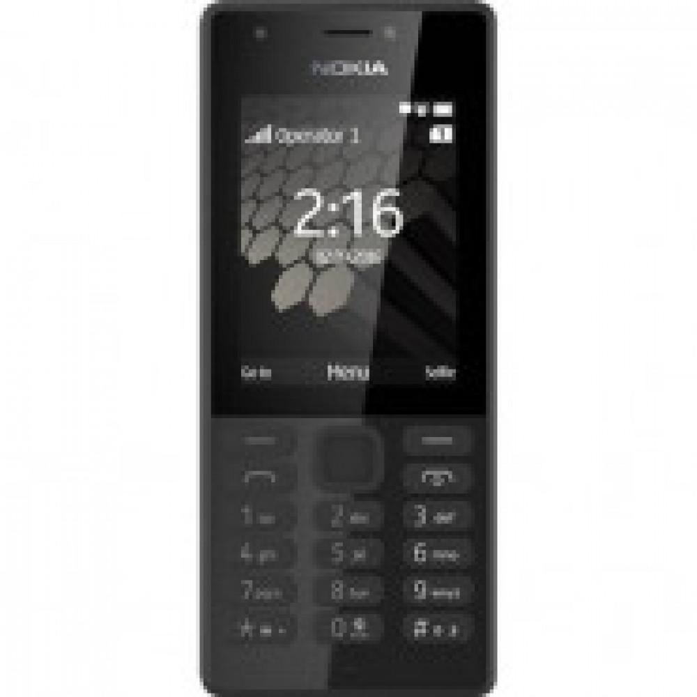 Мобильный телефон NOKIA 216 DS RM-1187 BLACK(A00027780)