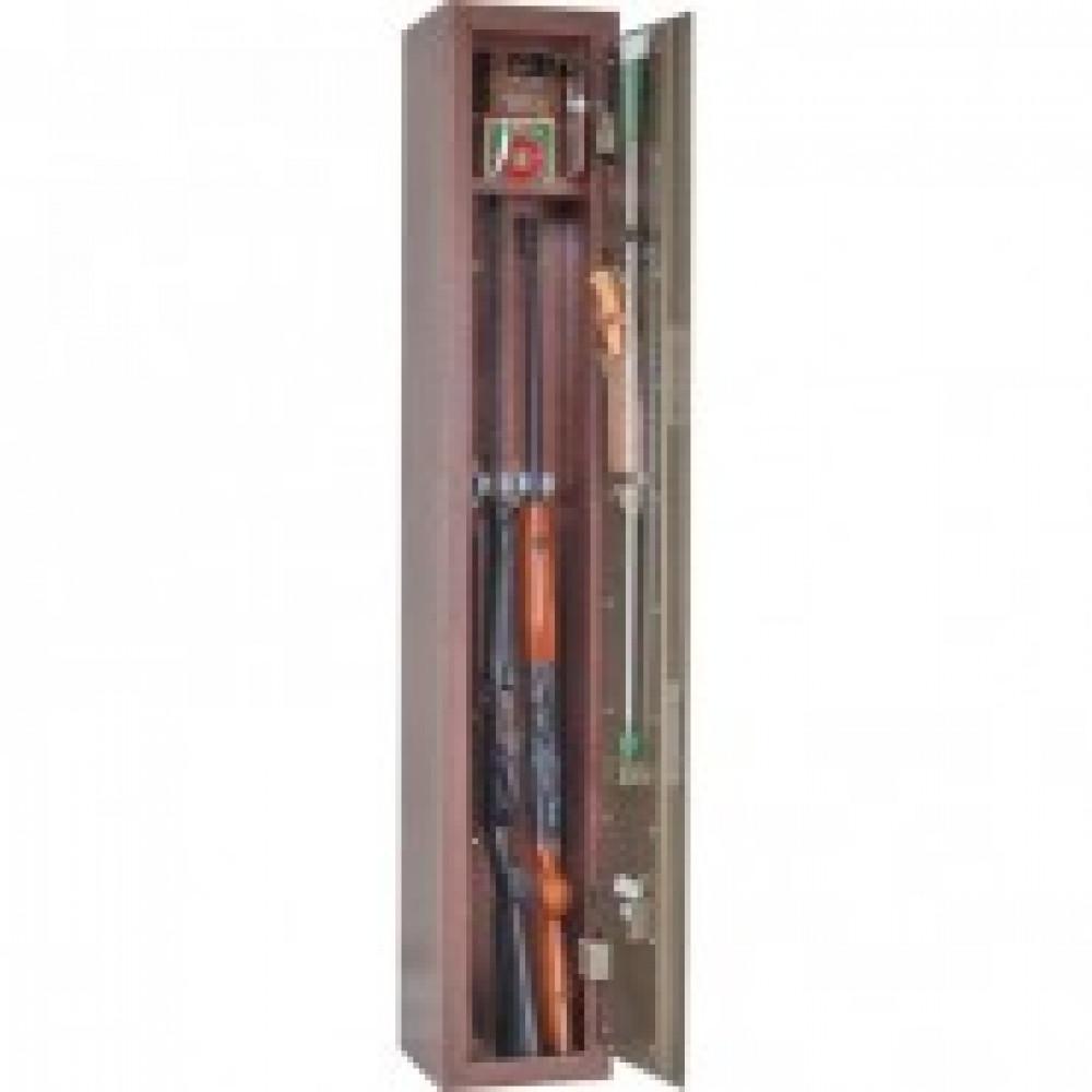 Сейф Мн ОШ-3 шкаф оруж., 3 ствола, ключ.замок