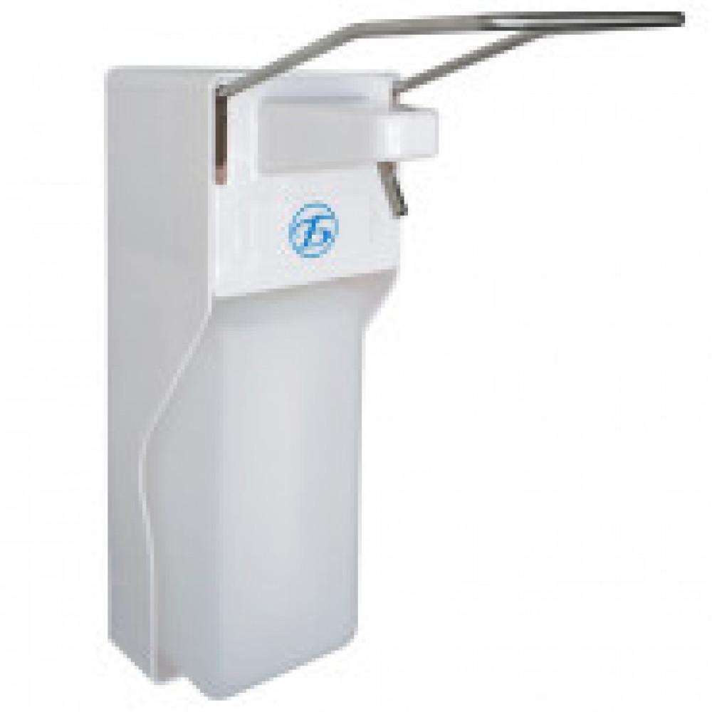 Дозатор для жидкого мыла Bio эконом локтевой без рассекателя 1000мл