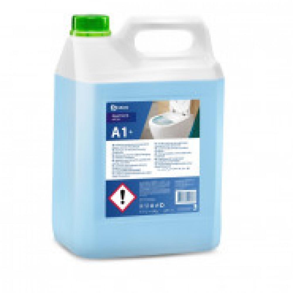 Профессиональная химия А1+ Grass 5кг д/ежедневной уборки туалетов.Концентр.