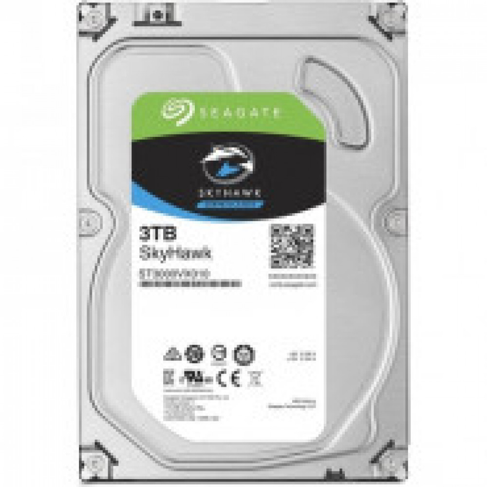 Жесткий диск SEAGATE SATA 3TB 5900RPM 6GB/S 64MB (ST3000VX010)