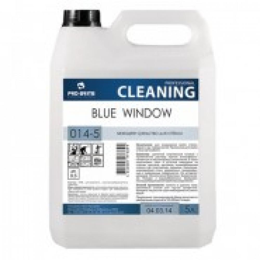 Профессиональная химия Pro-brite Blue window 5л (014-5), ср-во от пятен