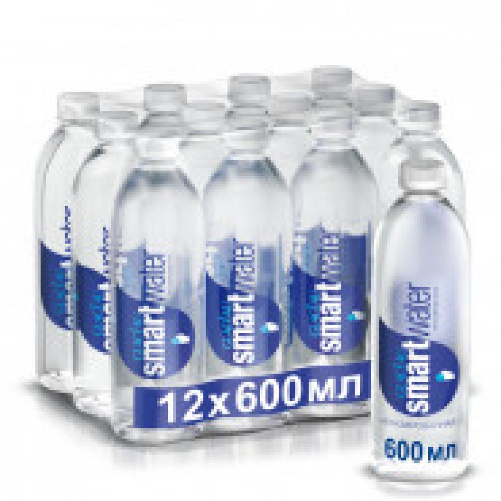 Вода Smart Water 0,6 х 12