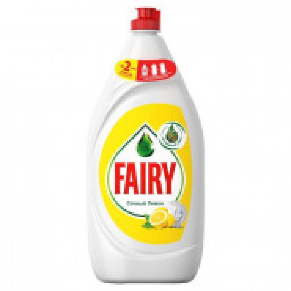 Средство для мытья посуды FAIRY Сочный Лимон 1,350л