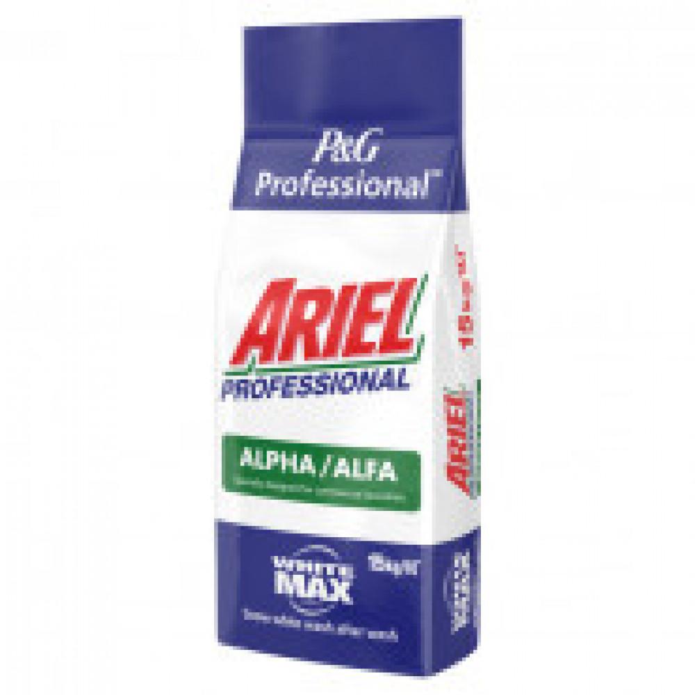 Профессиональная химия Ariel Professional Alpha стир.порошок 15 кг