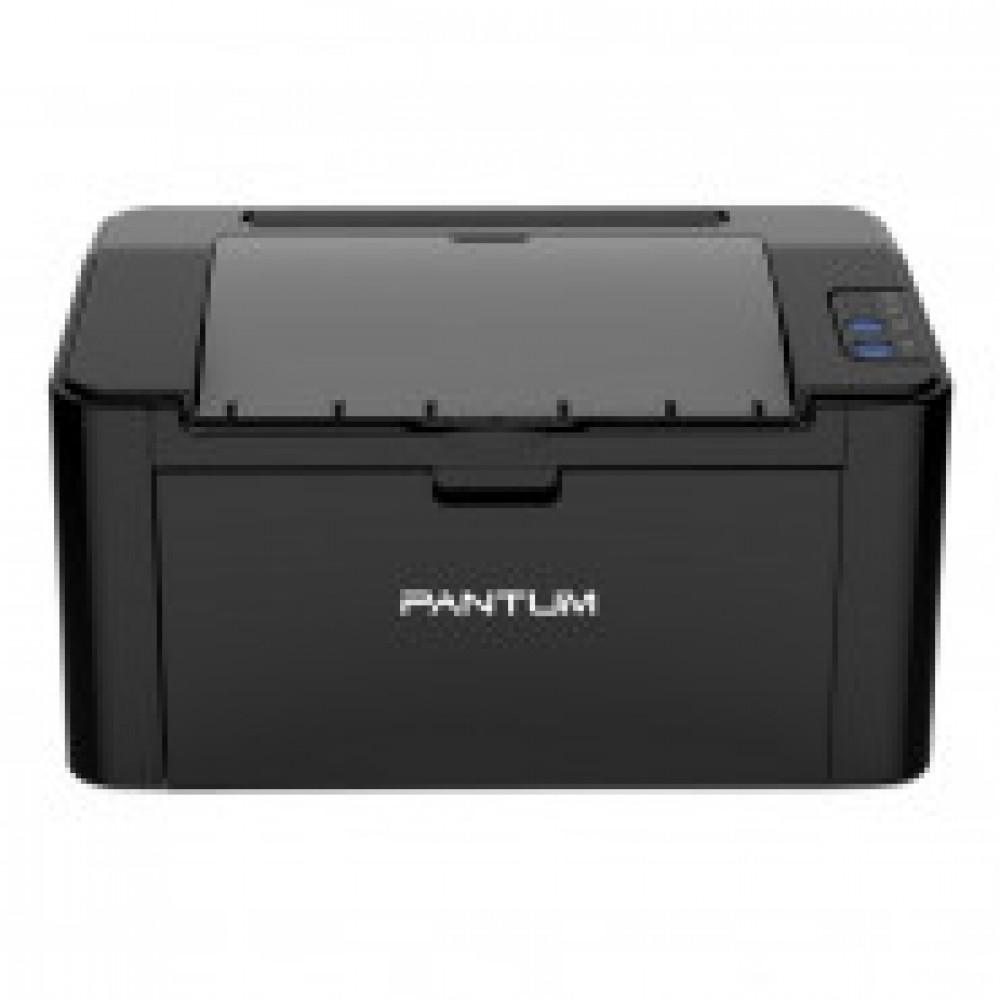 Принтер  Pantum P2500W (лазерный, монохромный, А4, WiFi, черный корпус)