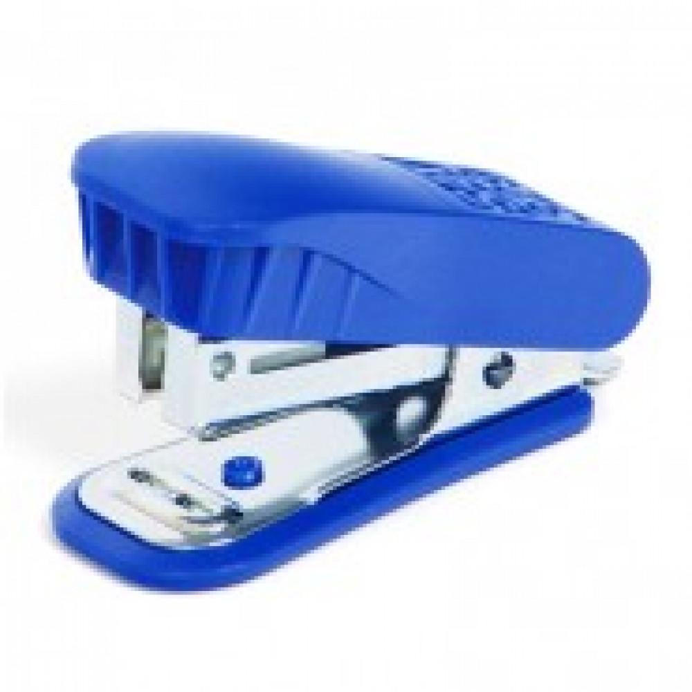 Степлер -мини SAX 329 (N24/6) до 20 лист. синий Австрия