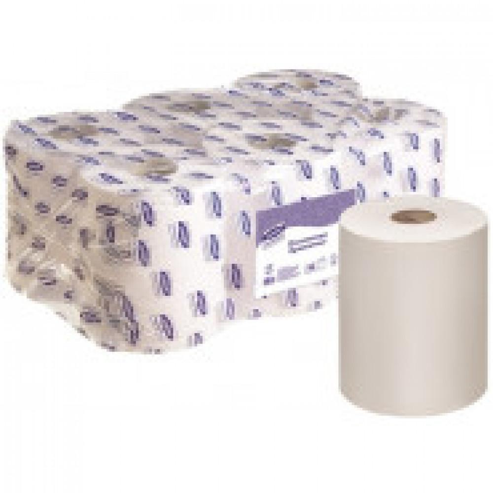 Полотенца бумажные д/держ. Luscan Professional 1сл. 6рул./уп. 300м