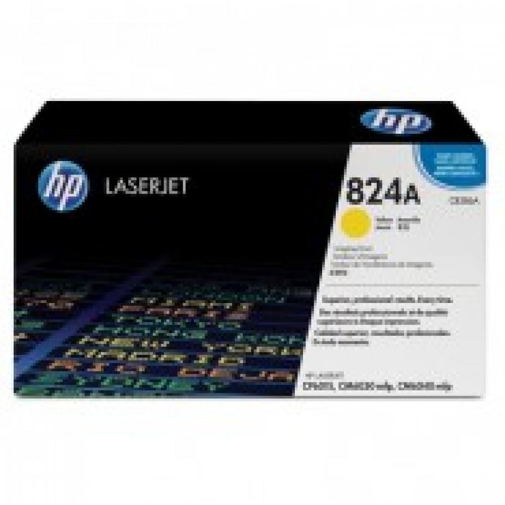 Драм-картридж HP 824A CB386A жел. для CLJ CP6015