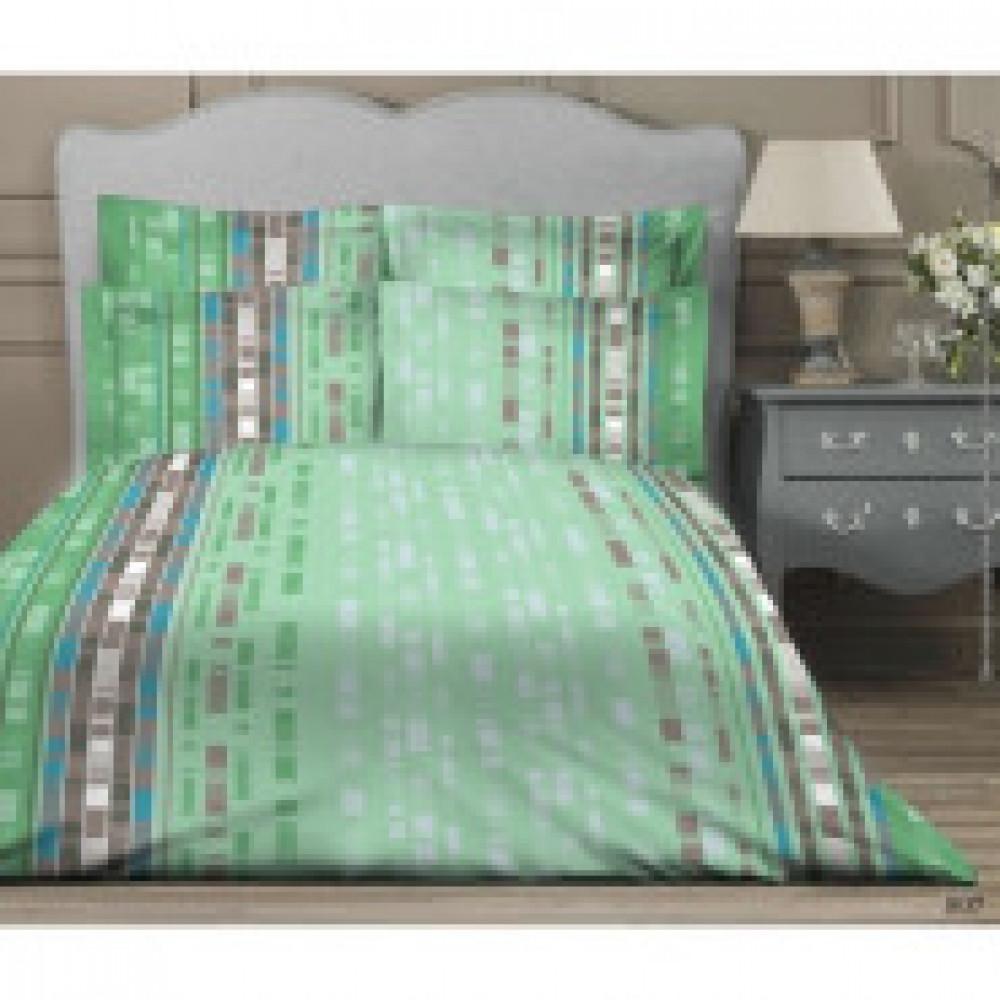Комплект постельного белья 1,5 сп, бязь, плотность 125 гр/м2 №807