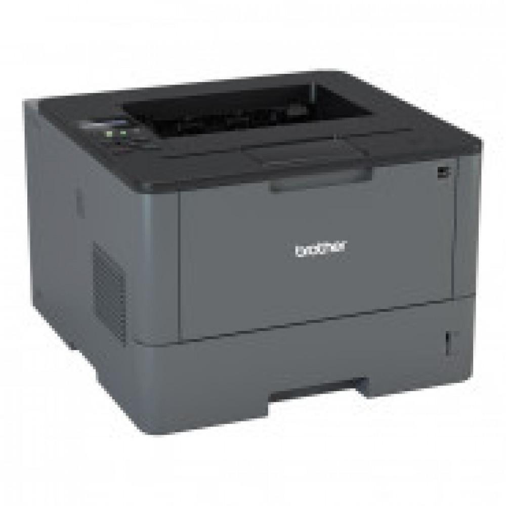 Принтер Brother HLL5100DN A4 ч/б  40 стр/мин Lan
