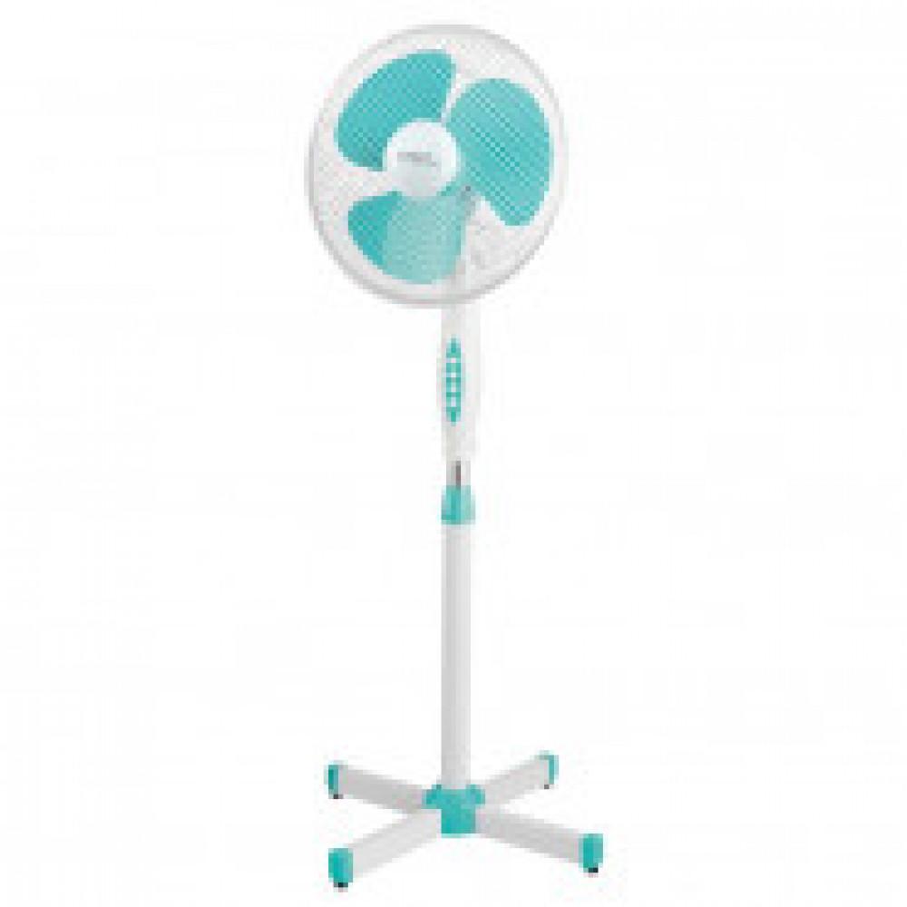 Вентилятор напольный Scarlett SC-SF111B08,35Вт,30 см,цв.белый