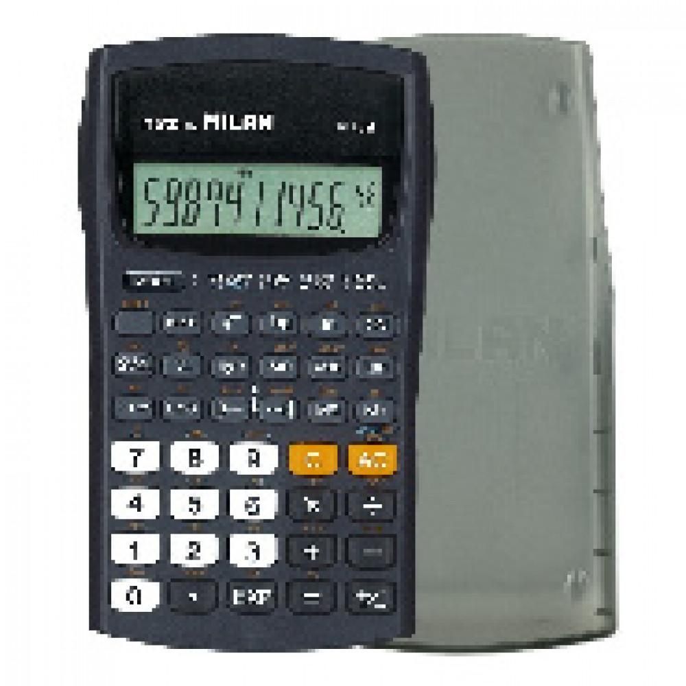 Калькулятор Milan научный M139, 10+2 разряд, 139 функций, на батарейках ААА