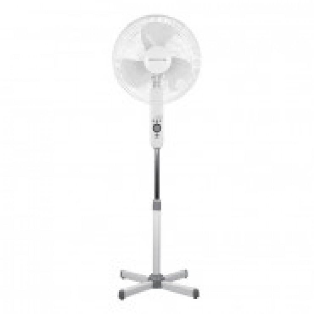 Вентилятор напольный Polaris PSF 2240 RC,Управ.элек,40Вт,40 см,цв.бел,Пульт