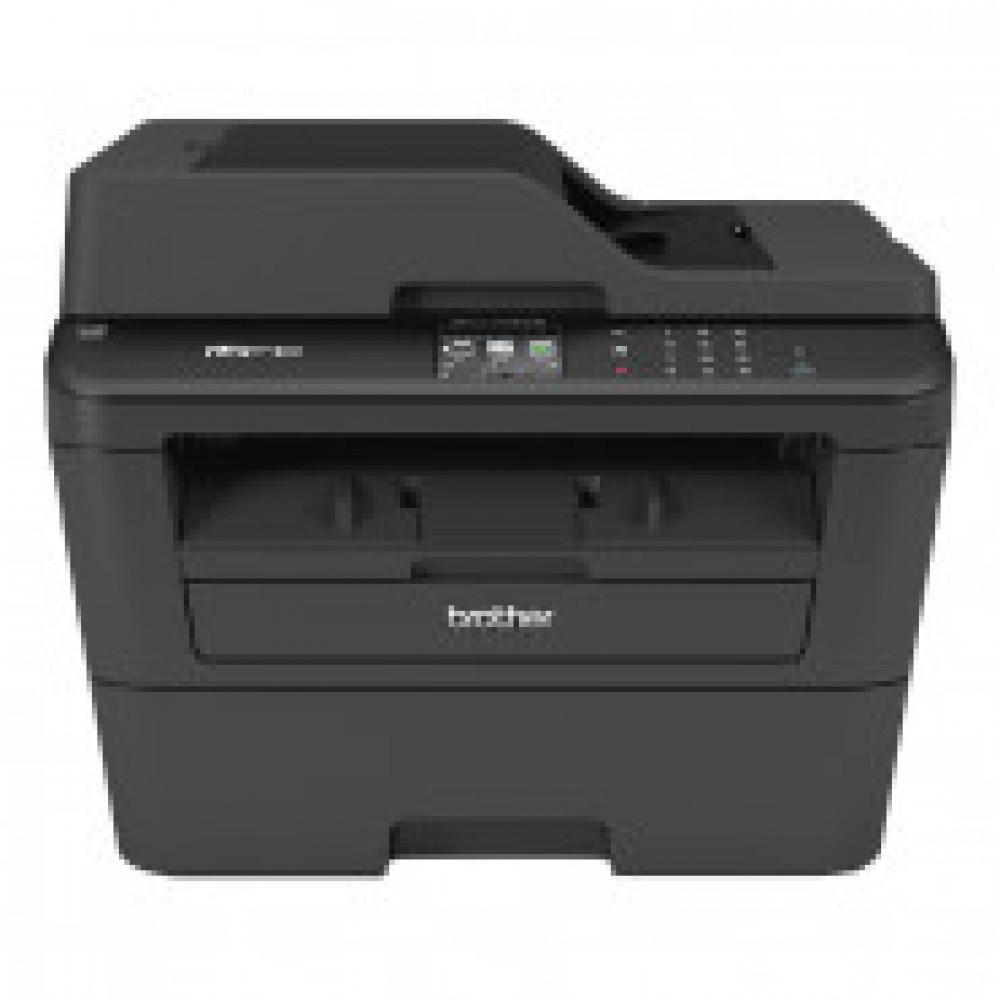 Многофункциональное устройство Brother MFC-L2740DWR A4,30 стр./м/Dupl./WiFi