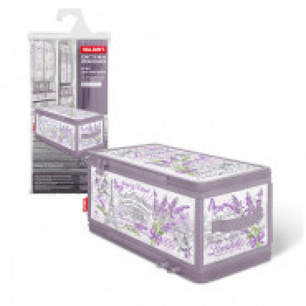 Мебель для дома VAL LAVANDE Кофр д/хр,застёжка-молния,30x15x15 см,LV-ZIP-S