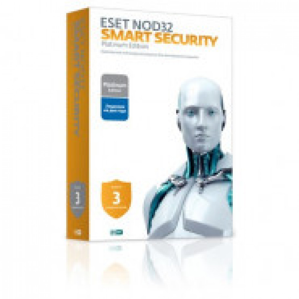 Антивирус ESET NOD32 (NOD32-ESS-NS(BOX)-2-1)