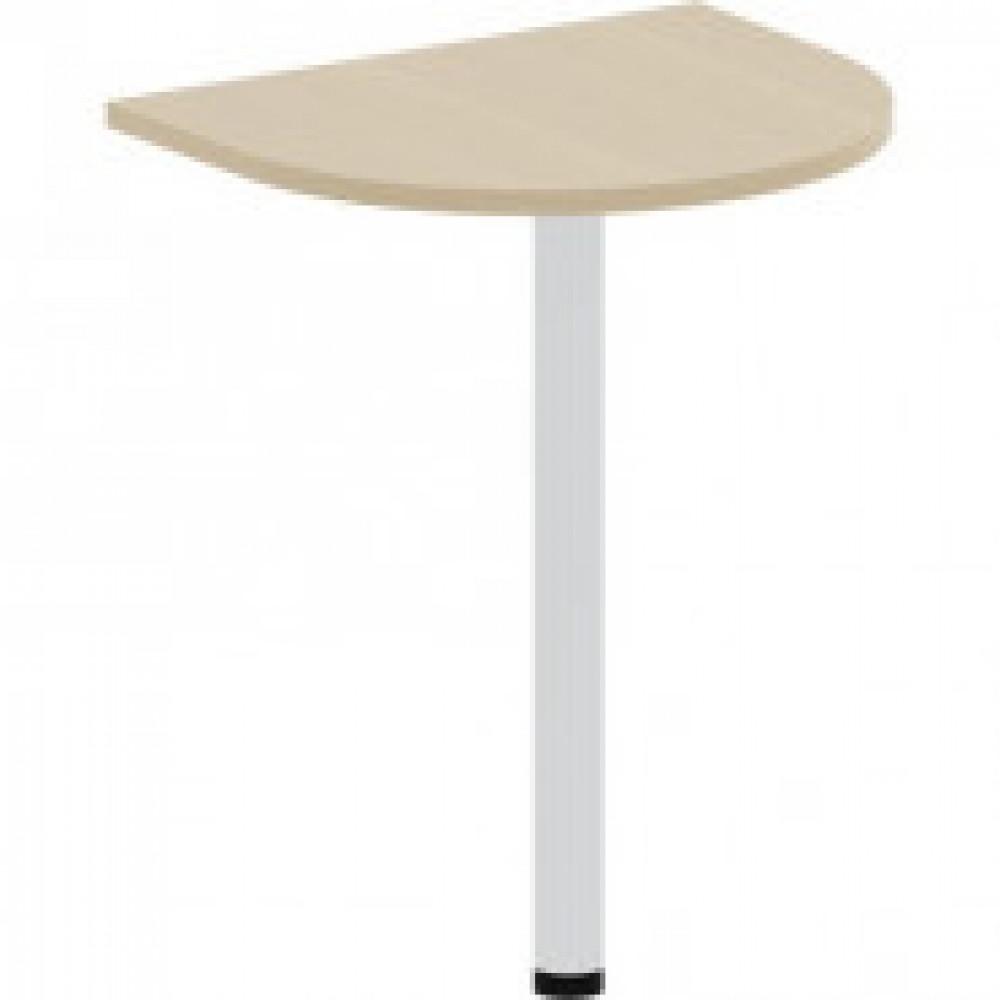 Мебель IN Рондо Стол окончание 1 опор СО5н1(2) береза 600